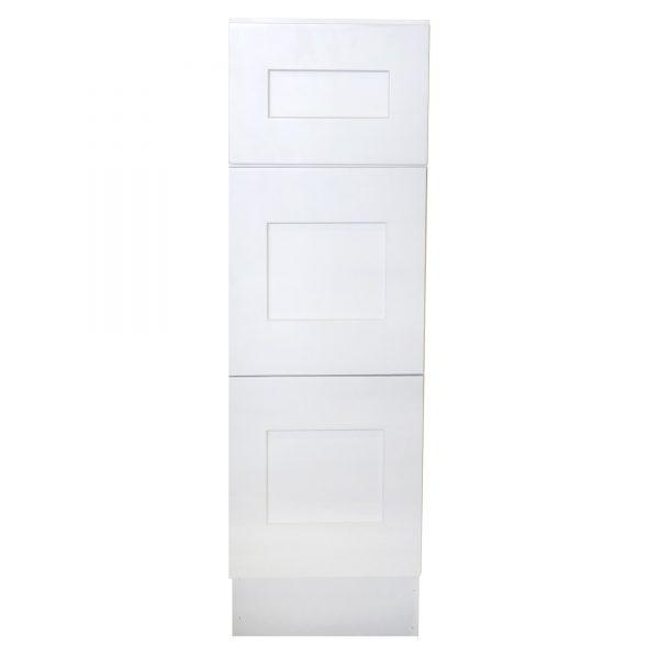 vanity drawer base 3 drawers