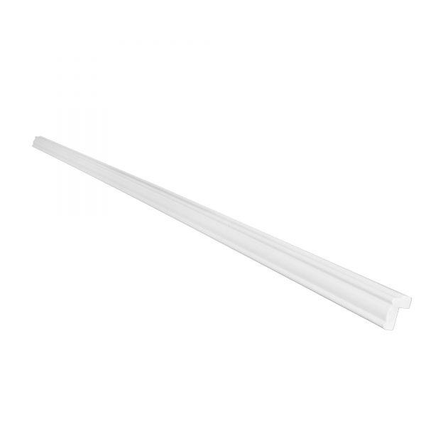 traditional light rail molding 8 long